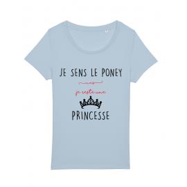 tee shirt princesse cavalière