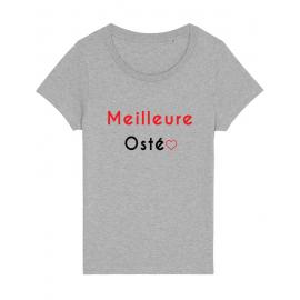 tee shirt ostéopathe pour chevaux